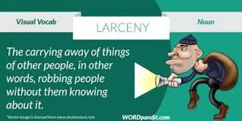 Defines Larceny