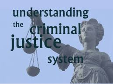 About Criminal Justice System