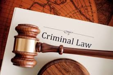 Overview of Criminal Law