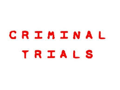 Criminal Trials