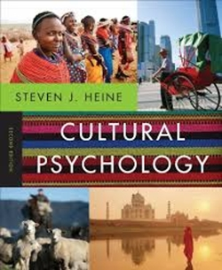 About Cultural Psychology