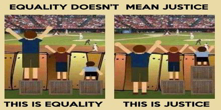 Equality of Outcome
