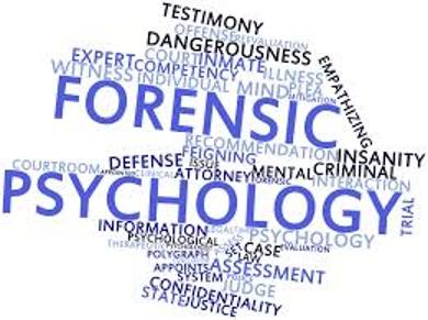 Define on Forensic Psychology