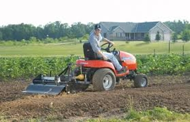 Wonders of a Garden Tractor