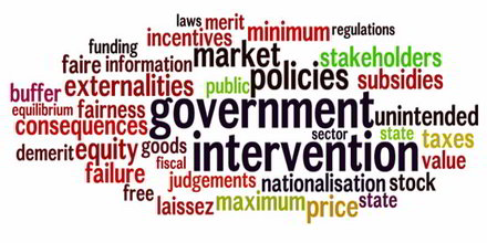 government failures The causes and examples of government failure and what that means in a market milton friedman on market and government failure -.