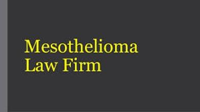 Mesothelioma Lawsuit