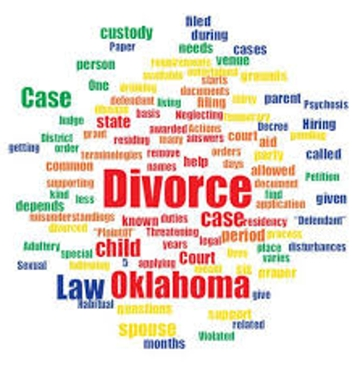 Oklahoma Divorce Law