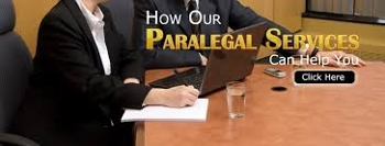 Paralegal Services