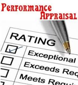 About Performance Appraisals