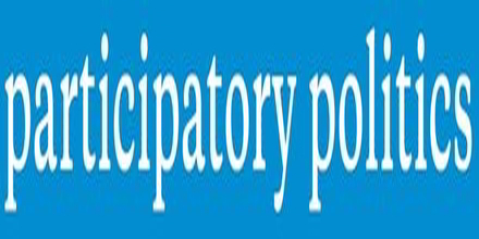 Participatory Politics