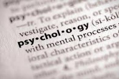 Definition of Psychology