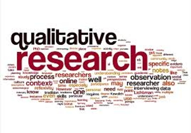 About Qualitative Research