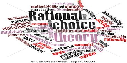 essay on rational choice theory Choice theory was born out of the perspective of crime causation which states that criminality is the result of conscious choice this theory is also known as the rational choice theory according to this theory, the choice whether or not to commit a criminal act is the result of a rational thought process that.