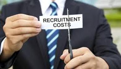 Reduce Recruitment Costs