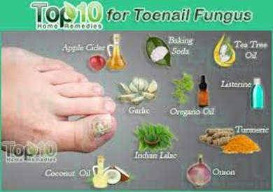 Toenail Home Remedies