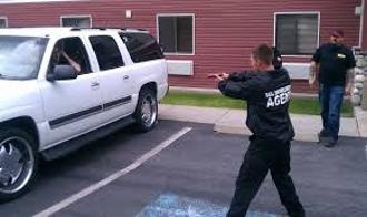 Bail Enforcement
