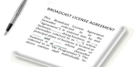 Broadcast License