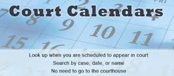Criminal Calendaring