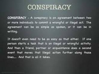Criminal Conspiracy