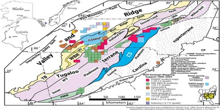 Digital Geologic Mapping