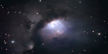 Interplanetary Dust Cloud