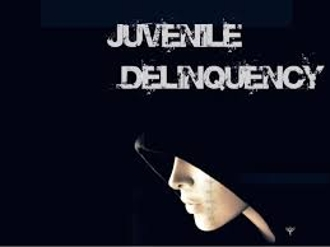 About Juvenile Delinquency