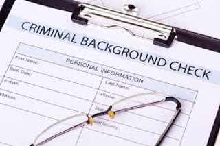 Information on Public Criminal Records