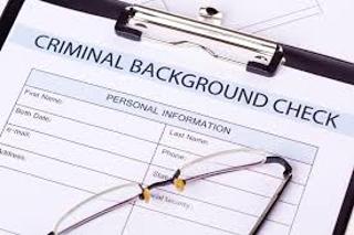 Information on Public Criminal Records