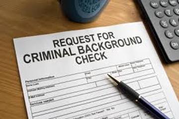 Public Records Check