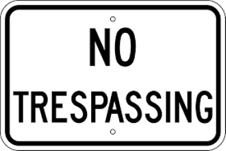 Kinds of Trespassing