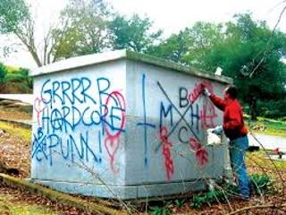Types of Vandalism