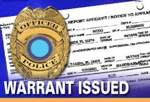 Warrants for Arrest