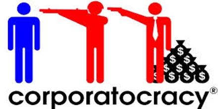 Corporatocracy Political System