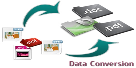 Data Conversion of Computer Data