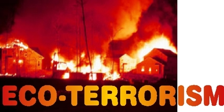 Eco-terrorism