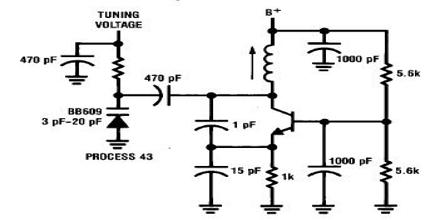 Electronic Oscillator