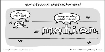 Emotional Detachment