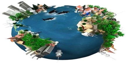 essay on concept of global village