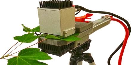 Integrated Fluorometer