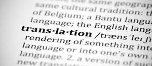 Importance of Language Translation