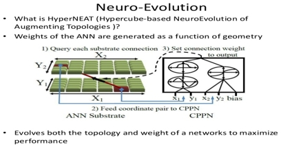 Neuroevolution