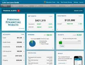 Online Financial Portals
