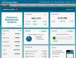 Online Financial Portals