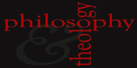 relationship between philosophy of religion and theology journal