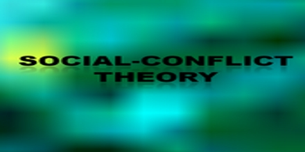 Social Conflict Theories