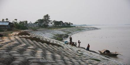 Green Water Defense as Flood Mitigation Approach for Dhaka