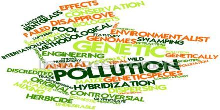 Genetic Pollution