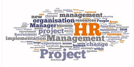 Training Process of Human Resource for International Projects