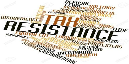 Tax Resistance