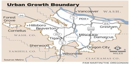Urban Growth Boundary
